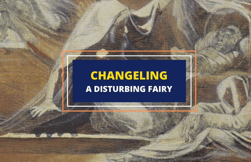 Changeling meaning symbolism