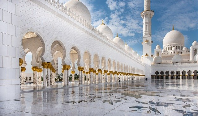 Islamic architecture sacred geometry