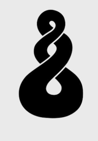 Pikorua loyalty symbol