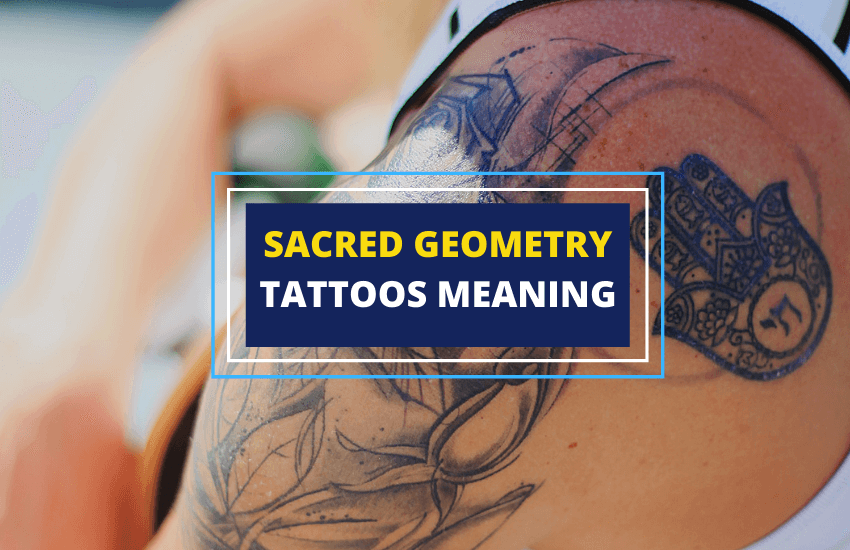 Sacred geometry tattoo meaning