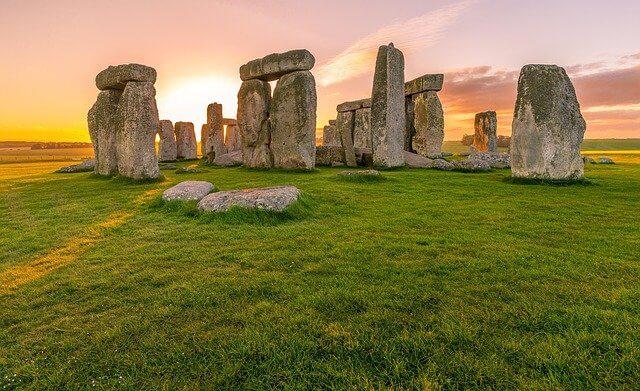 Stonehenge Celts