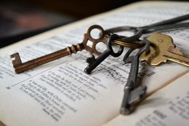 keys trust