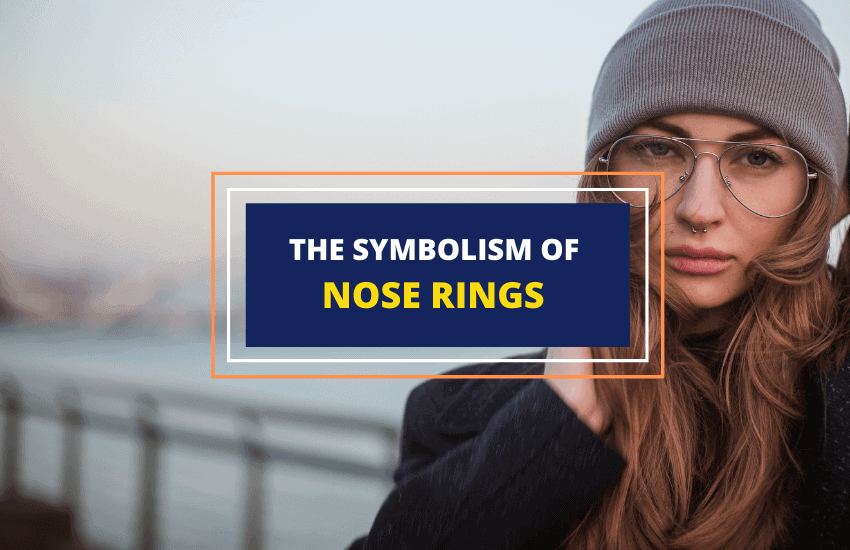 Symbolism of nose rings explained