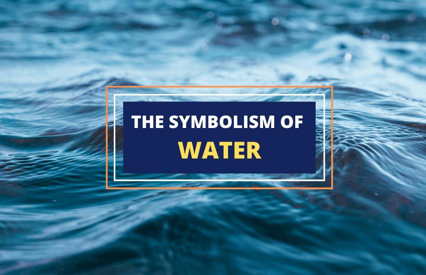 Symbolism of water