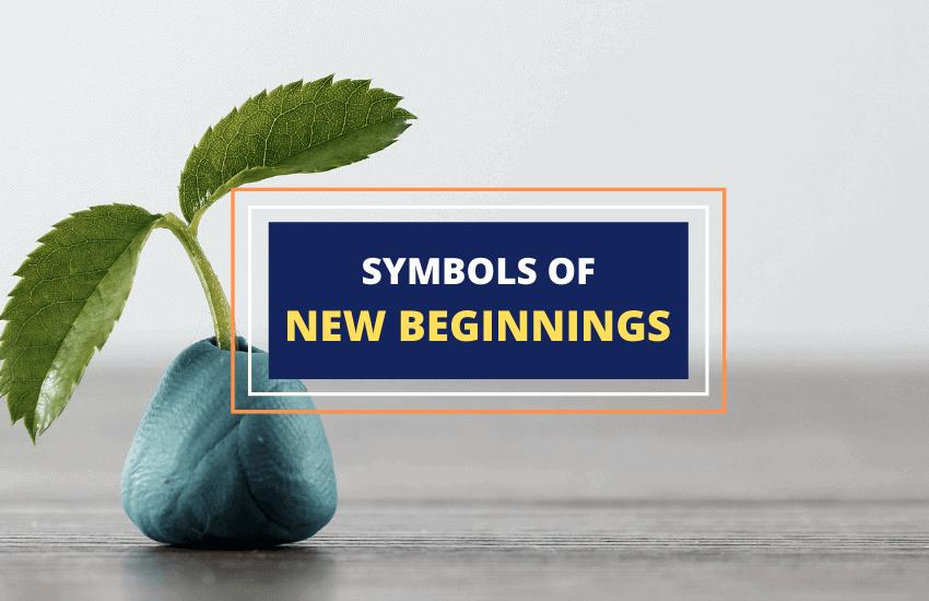 Symbols of new beginnings list