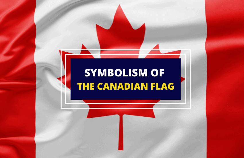 Canadian flag meaning symbolism