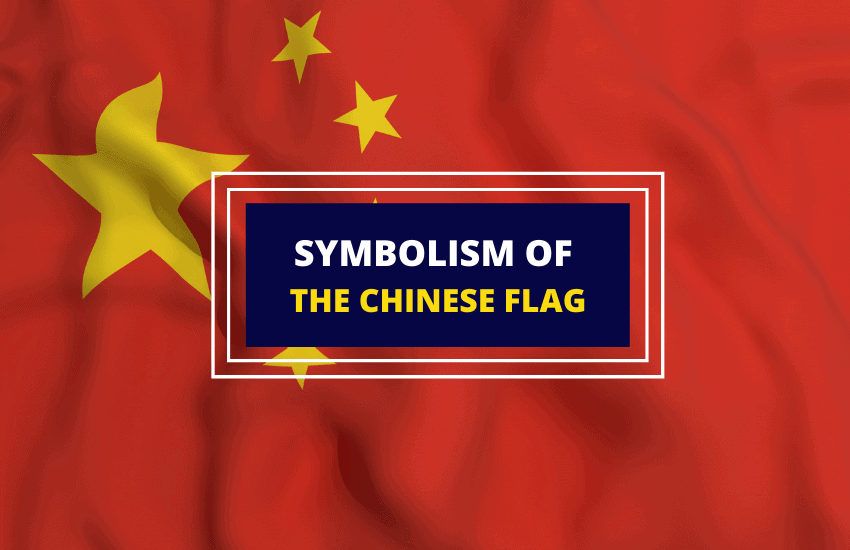 Chinese flag symbolism meaning