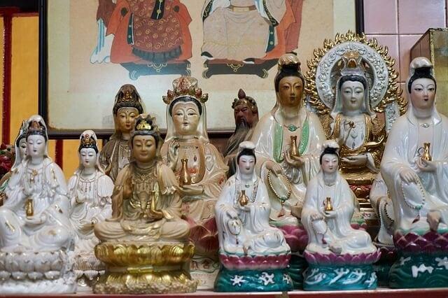 Chinese gods what type