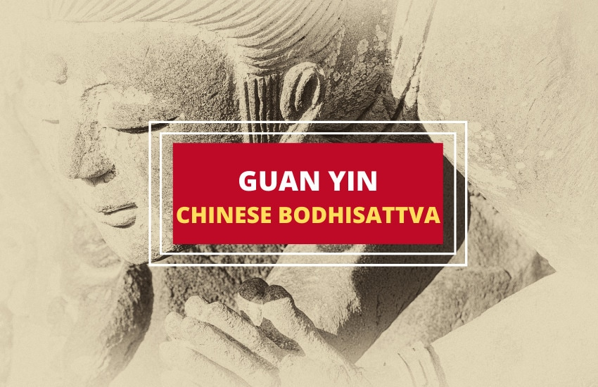 Guan Yin Chinese god deity