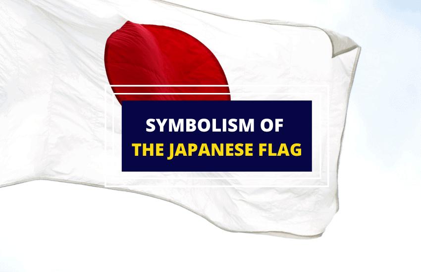 Japanese flag meaning symbolism