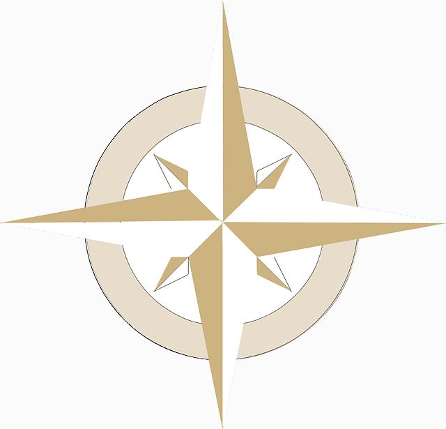 North star symbol