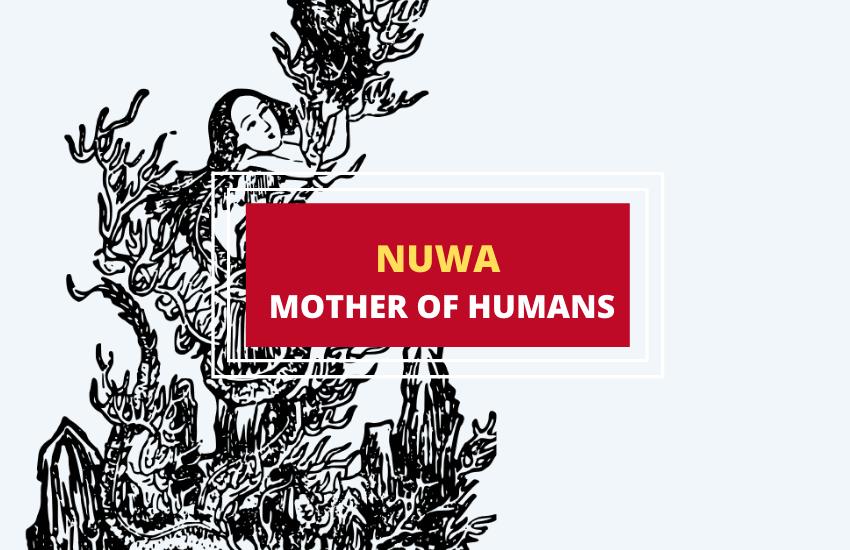 Nuwa Chinese goddess symbolism