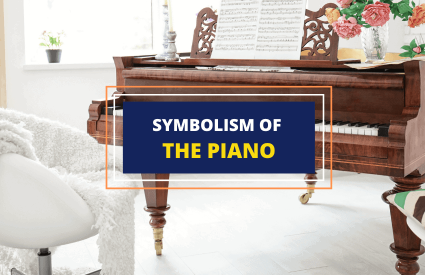 Piano symbolism and meaning