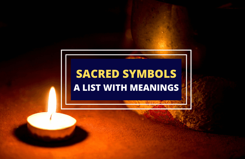 Sacred symbols a list