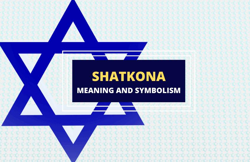 Shatkona symbol meaning symbolism