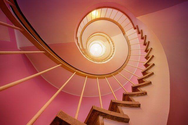 spiral magic symbol