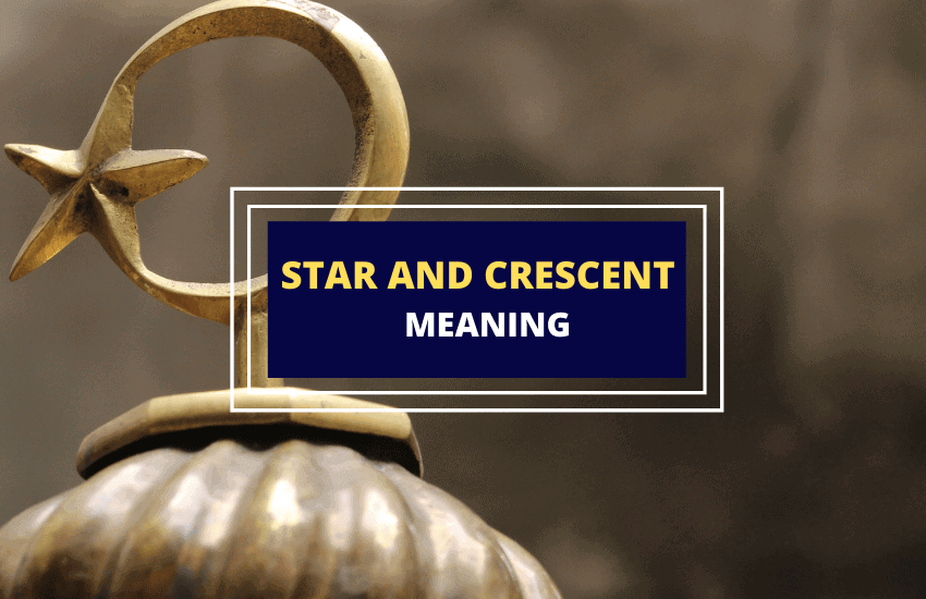 Star and crescent symbolism and meaning