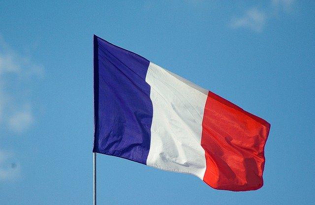 Symbol of French flag