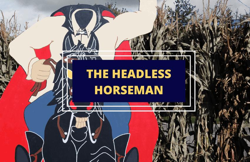 Symbolism of the headless horseman