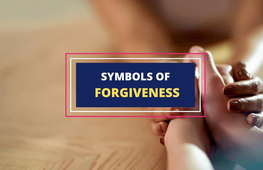Symbols of forgiveness