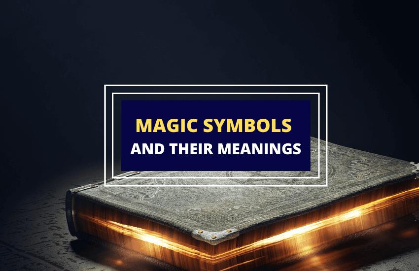 Symbols of magic list