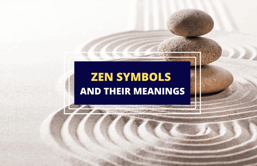Zen symbols list