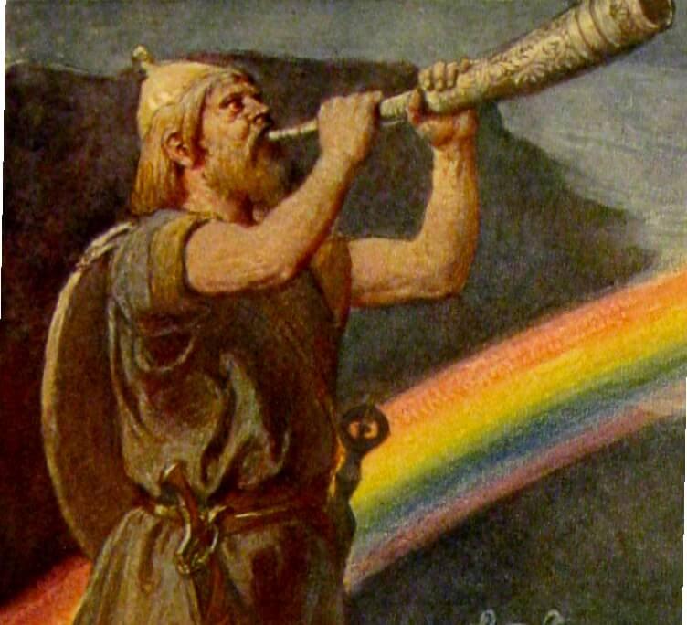 Heimdall Norse mythology