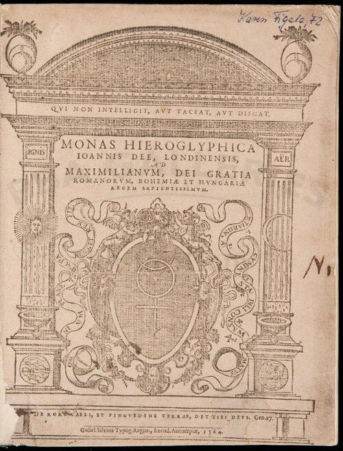 Monas Hieroglyphica