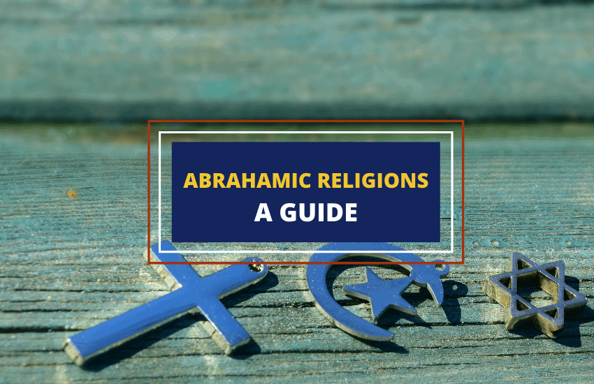 Abrahamic religions guide