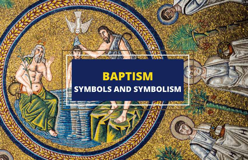Baptism symbols