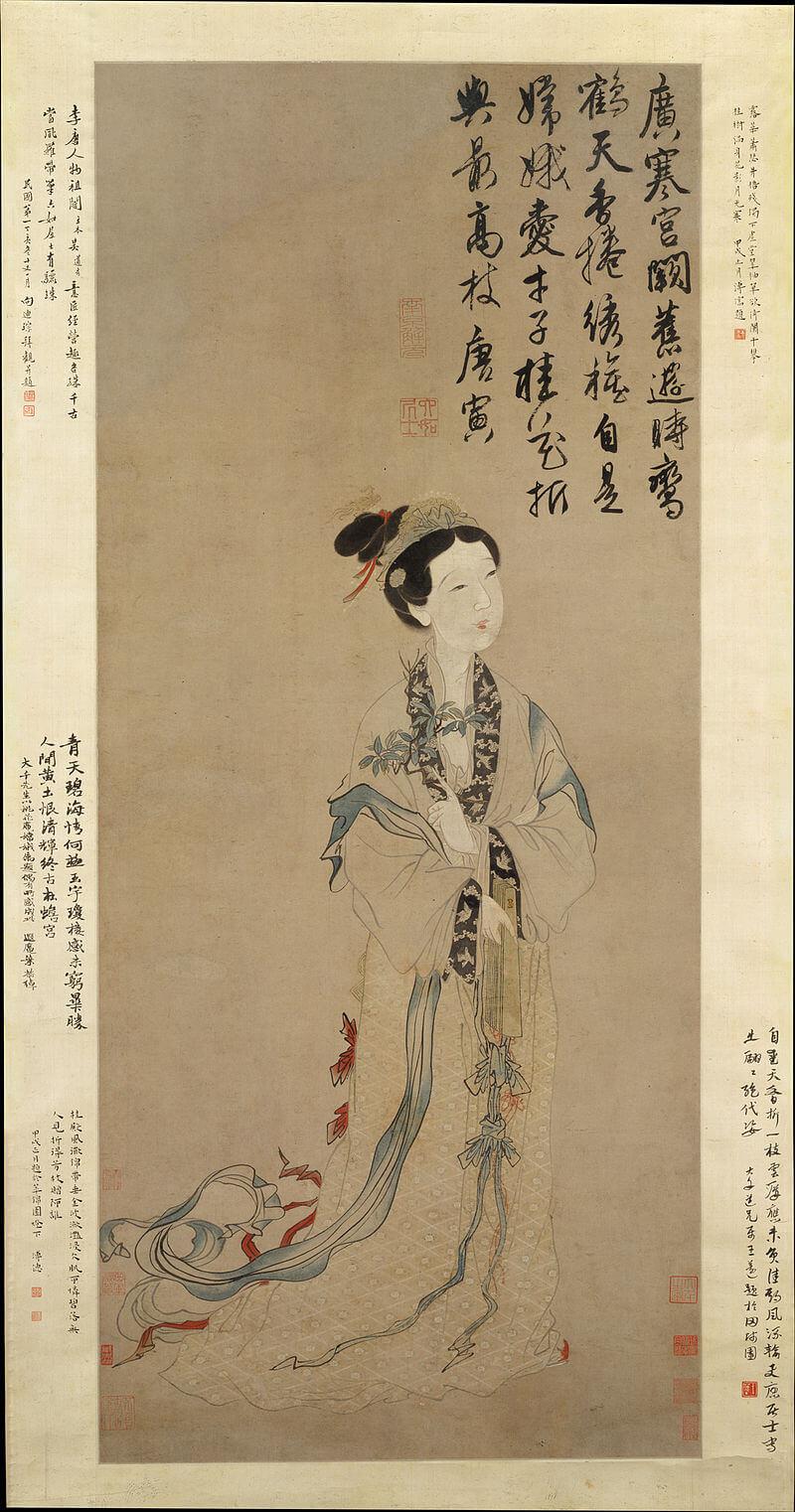 Change goddess Chinese mythology