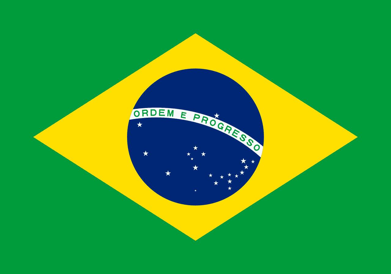 First flag of republican brazil