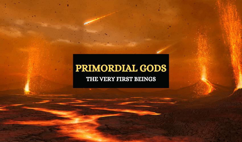 Greek primordial gods