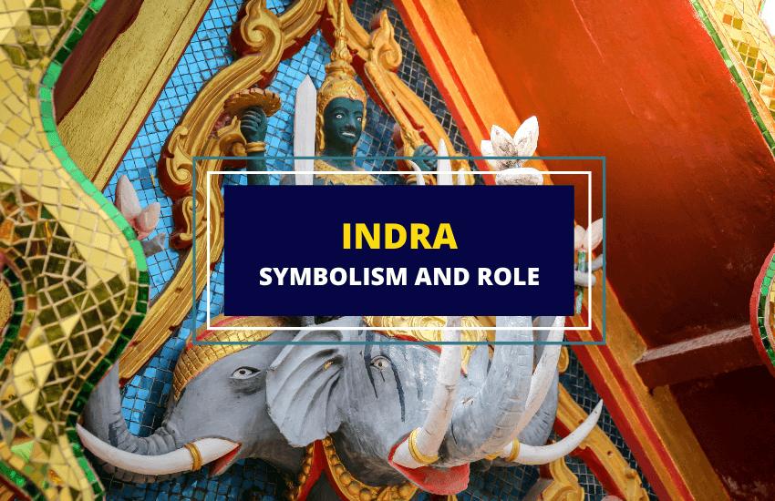 Indra symbolism importance