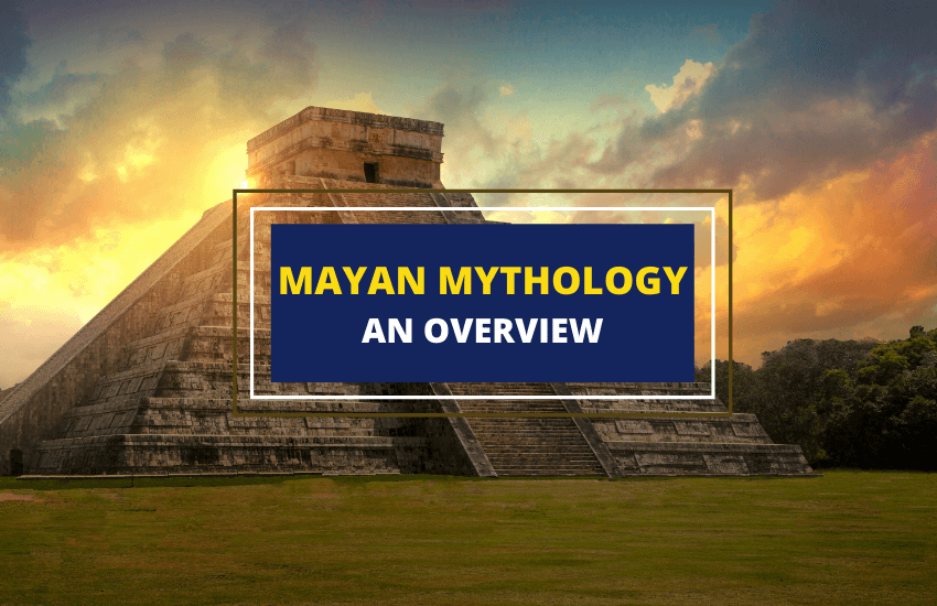 Mayan mythology overview