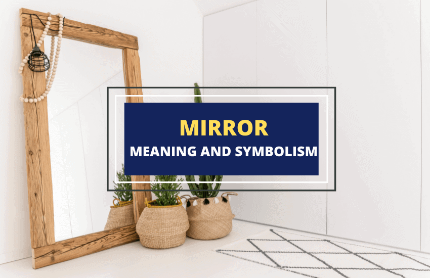 Mirror symbolism and meaning