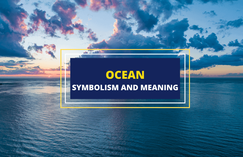 Ocean symbolism and meaning