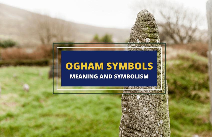 Ogham symbols meaning