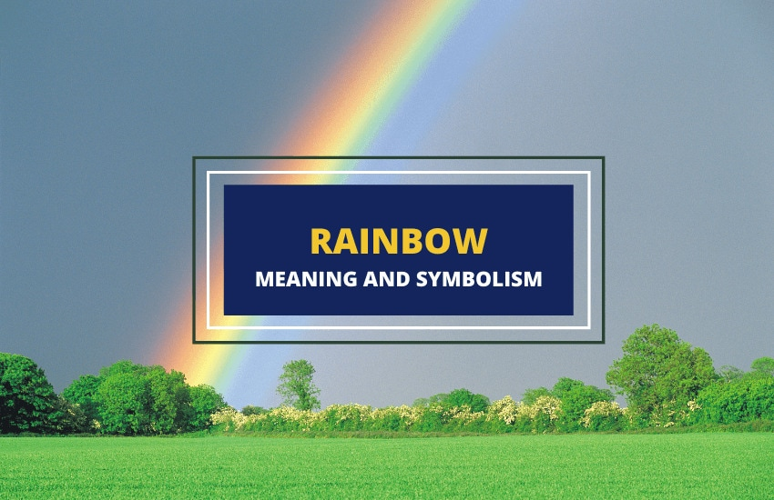 Rainbow symbolism and meaning