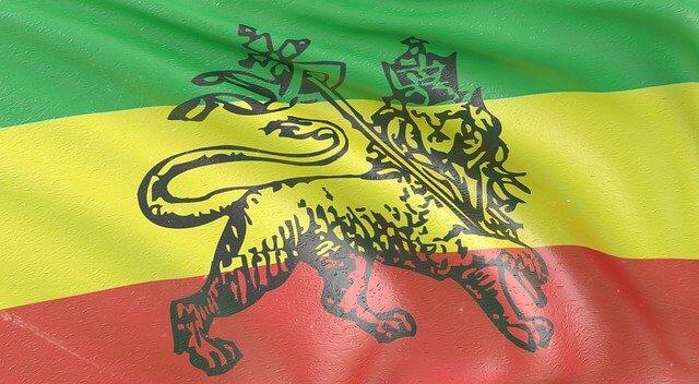 Rastafari flag
