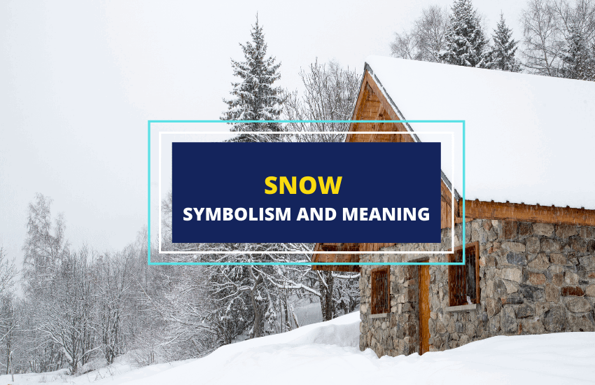 Snow symbolism and meaning