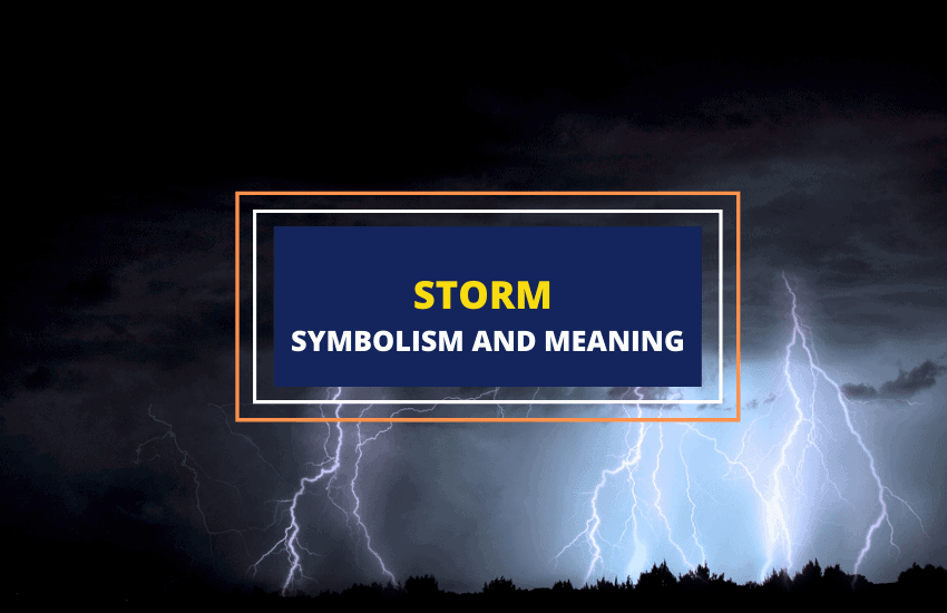 Storm symbolism and meaning