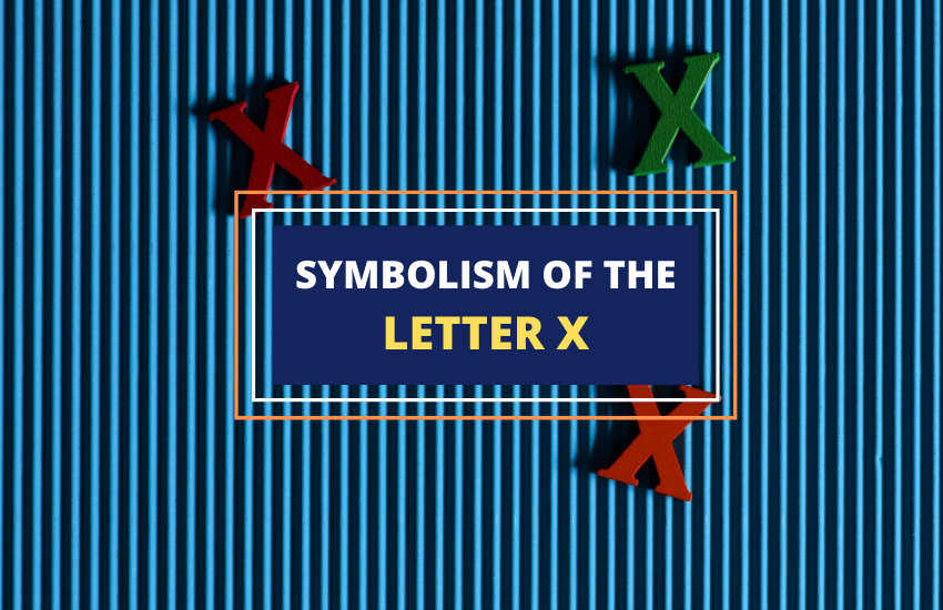 Symbol of x meaning
