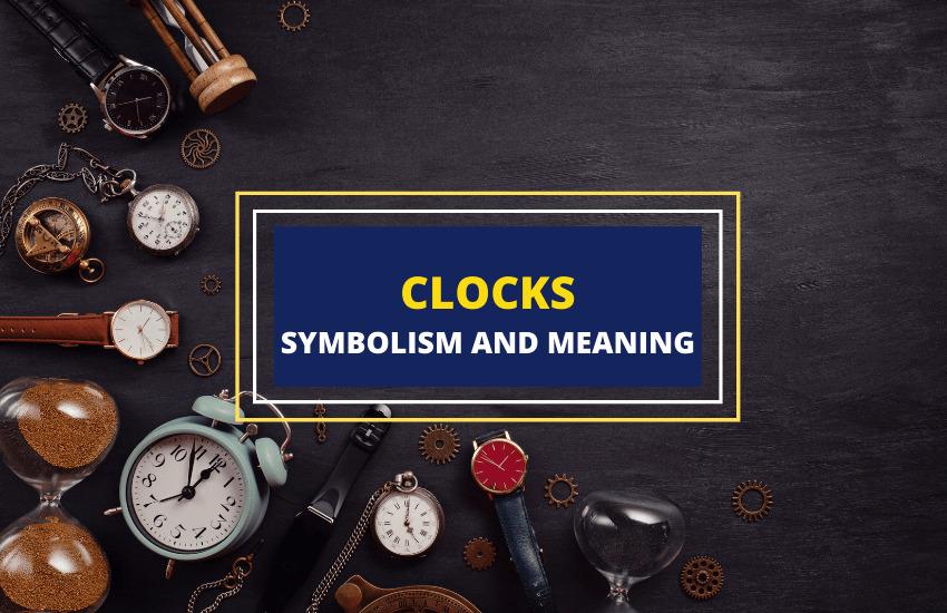 Symbolism of clocks