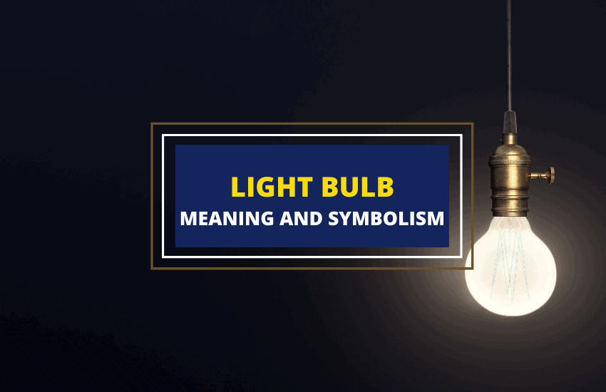 Symbolism of the light bulb