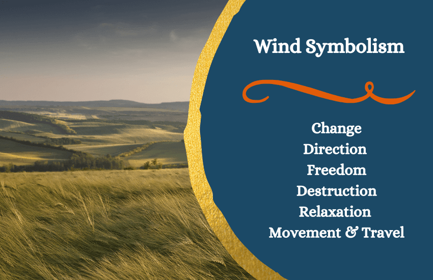 Symbolism of the wind