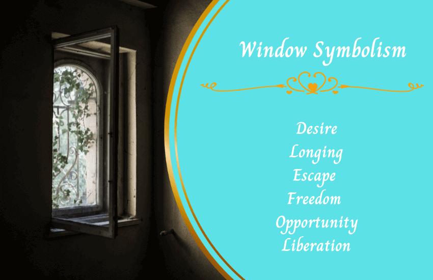 Symbolism of windows