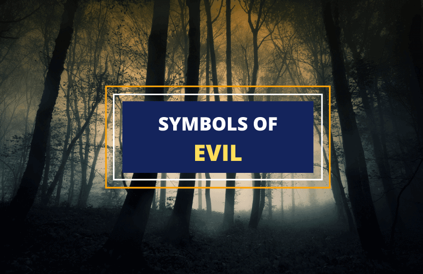 Symbols of evil