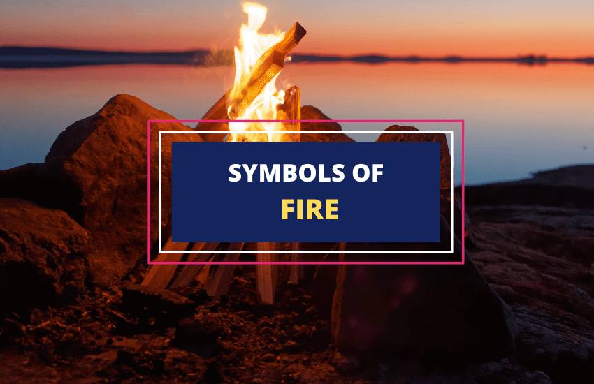 Symbols of fire meanings
