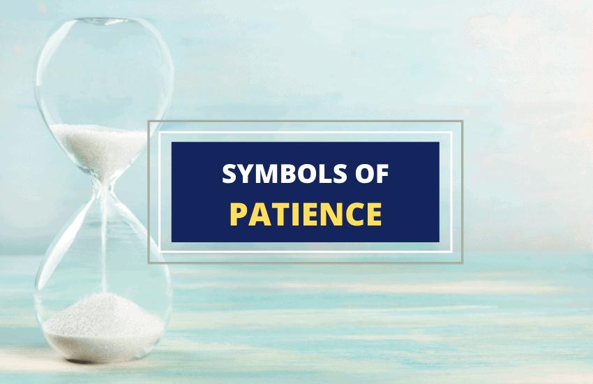 Symbols of patience